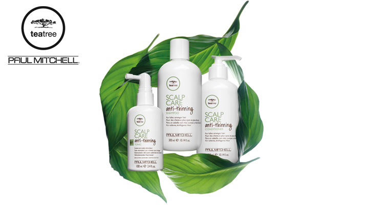 Scalp care Paul Mitchell